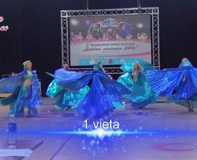 Šokėjų kolektyvas Leila Dance
