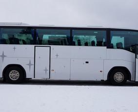 Vežame keleivius į Austriją, Vokietiją.