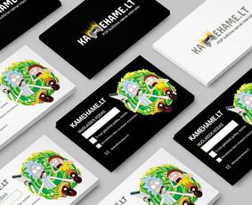Grafikos ir Web dizainerio paslaugos (Web/Grafinis dizainas)