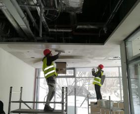Namų, biurų apdaila, statyba -trumpas efektyvus kelias:)