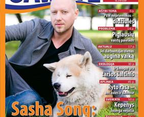 SASHA SONG - Jūsų išskirtinei šventei! ( virš 70 dainų! )
