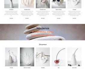 #1 Interneto svetainių, bei parduotuvių kūrimas,  SEO