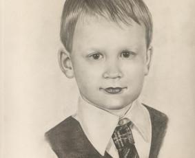 Portretas iš nuotraukos