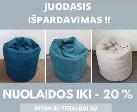 Elite Sėdmaišiai - NUOLAIDOS IKI -40 %