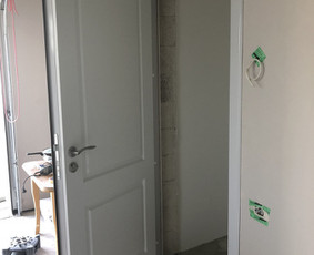 Sarvo duru ,sandeliuko ,garazo vartu, gamyba ir remontas