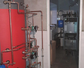Geoterminis šildymas, katilinės,visos santechnikos paslaugos
