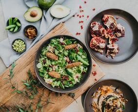 Maisto ir produktų fotografė