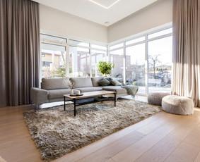 Bloom House - Interjero dizainas