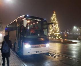 Keleivinių mikautobusų, autobusų nuoma 6-52 vietų