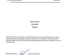 Anglų - lietuvių ir lietuvių - anglų k. vertimai raštu