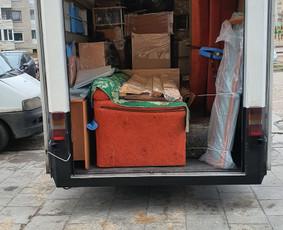Krovinių pervežimas ir ne tik / Andrius / Darbų pavyzdys ID 944413