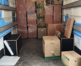 Krovinių pervežimas ir ne tik / Andrius / Darbų pavyzdys ID 944411