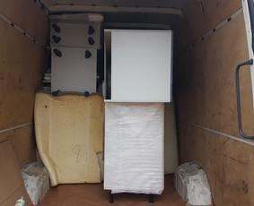 Perkraustymo paslaugos krovinių pervežimas / Virgilijus / Darbų pavyzdys ID 946363