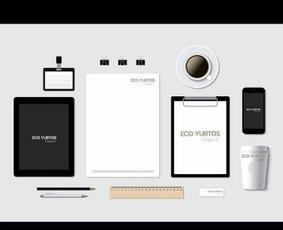 Reklamos kūrimas. Logotipų dizainas. Firminė atributika