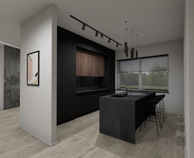 Interjero dizaino projektai / Gintarė Stonkienė / Darbų pavyzdys ID 951033