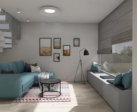 Interjero dizaino projektai / Gintarė Stonkienė / Darbų pavyzdys ID 951039