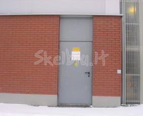 Šarvuotos, rusio, garazo durys, spynu keitimas, remontas