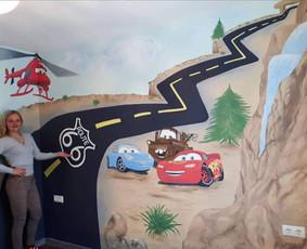 Piešimas ant sienų