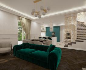 Architektūrinis projektavimas, 3d vizualizacijos Archicad / ADE / Darbų pavyzdys ID 956621