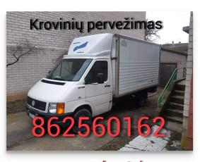 #Krovinių pervežimas Klaipėda
