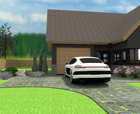 Aplinkos apželdinimo projektavimas / Rolanda / Darbų pavyzdys ID 958351