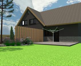 Aplinkos apželdinimo projektavimas / Rolanda / Darbų pavyzdys ID 958357