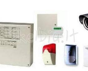 Patalpų apsaugos signalizacijų montavimas.