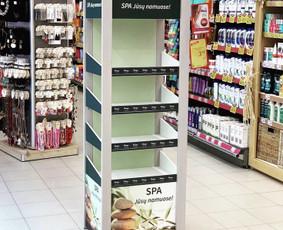 Reklamos gamyba ir renginių dekoracijos - visoje Lietuvoje!