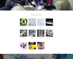 Internetinių svetainių ir el. parduotuvių kūrimas / Marius Zienius / Darbų pavyzdys ID 962427