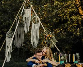 Vestuvių planavimas, koordinavimas, dekoras