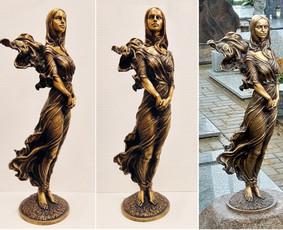 Skulptorius, skulptūros, skulptūrų gamyba
