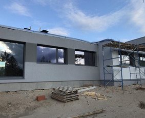 Mūrinių / karkasinių namų statyba