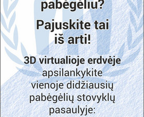 APSILANKYK - UŽSISAKYK - NESIGAILĖSI!  :)