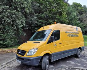 Krovinių pervežimas-perkraustymo paslaugos Lt, EU.