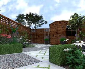 Aplinkos apželdinimo projektavimas / Rolanda / Darbų pavyzdys ID 968349