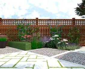 Aplinkos apželdinimo projektavimas / Rolanda / Darbų pavyzdys ID 968351
