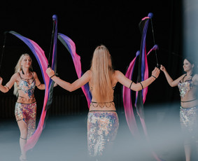 Rytietiškų pilvo šokių šou grupė / Dėl pasirodymo / Darbų pavyzdys ID 970201