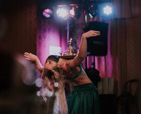 Rytietiškų pilvo šokių šou grupė / Dėl pasirodymo / Darbų pavyzdys ID 970207