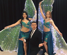 Rytietiškų pilvo šokių šou grupė / Dėl pasirodymo / Darbų pavyzdys ID 970253