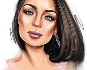 Dailininkė-iliustratorė / Jelena Taricina / Darbų pavyzdys ID 973859