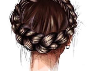 Dailininkė-iliustratorė / Jelena Taricina / Darbų pavyzdys ID 973873