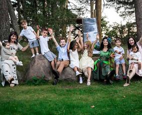 Vaikų švenčių vedėjai / Mažasis Aitvaras vaikų šventės / Darbų pavyzdys ID 974461