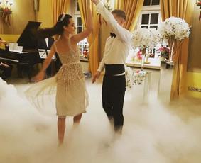 Vestuvinis šokis, linijiniai, pramoginiai šokiai