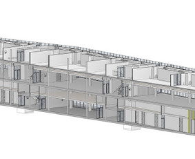 3D Modeliavimas Revit