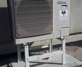 Šildymas, šilumos siurbliai, vėdinimas, oro kondicionavimas