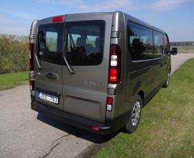 Renault trafic mikroautobuso nuoma