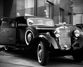 Prabangių automobilių nuoma vestuvėms ir kt. šventėms / Benz4Rent / Darbų pavyzdys ID 978329