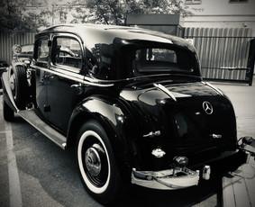 Prabangių automobilių nuoma vestuvėms ir kt. šventėms / Benz4Rent / Darbų pavyzdys ID 978331