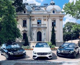 Prabangių automobilių nuoma vestuvėms ir kt. šventėms / Benz4Rent / Darbų pavyzdys ID 978333