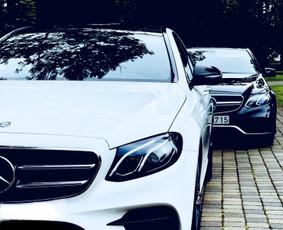 Prabangių automobilių nuoma vestuvėms ir kt. šventėms / Benz4Rent / Darbų pavyzdys ID 978335